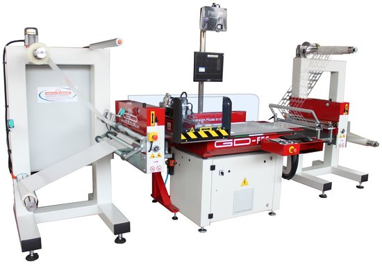 Guidolin Girotto Dieless Knife Cutting System
