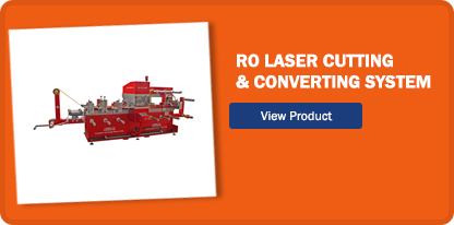 RO Laser Cutting and Converting System