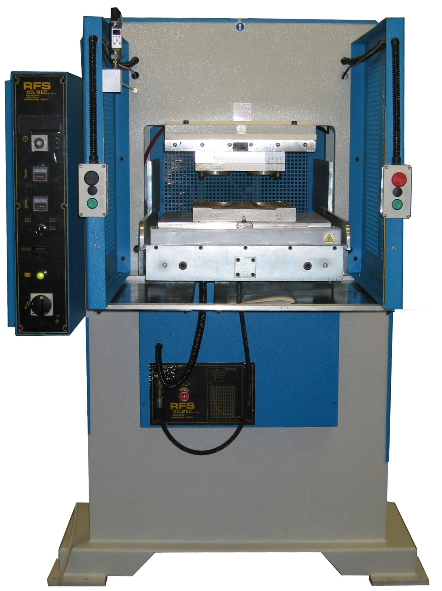 Rfs Co Mec Thermoform Press Manufacturers Supplies Co